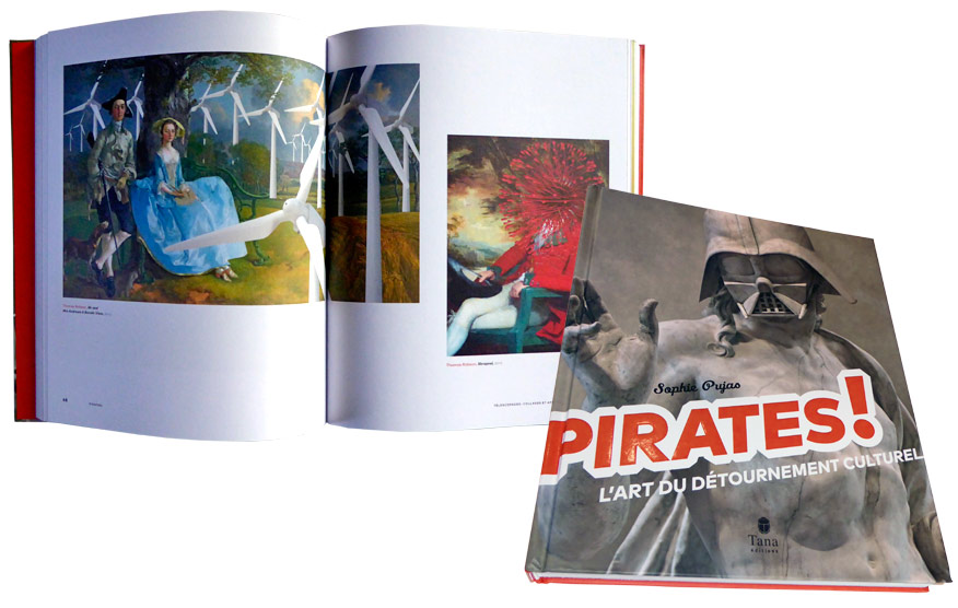 art books featuring thomas robson, Pirates! - L