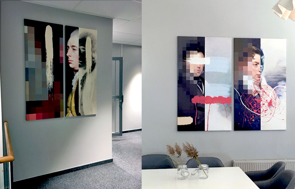 Thomas robson creative collaborations, interior design with Krohnark example image 2