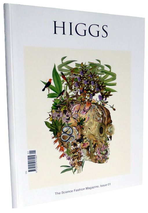 higgs magazine thomas robson creative collaborations cover image