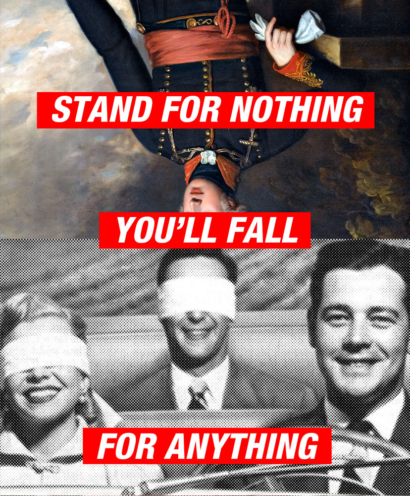 stand for nothing you