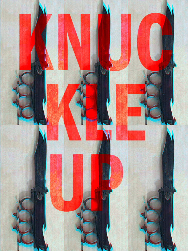 Knuckle up, image